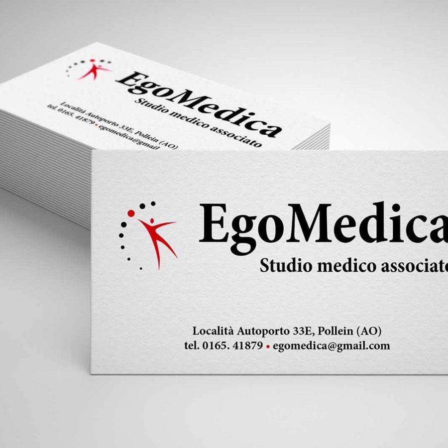 biglietti da visita Egomedica