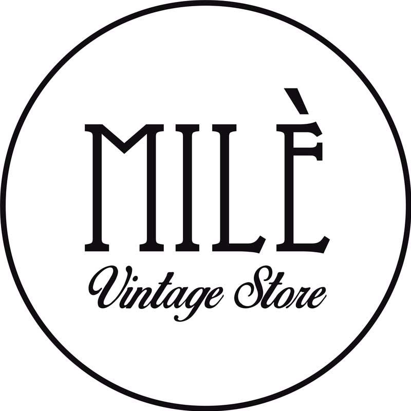 Logo Milè Vintage Store